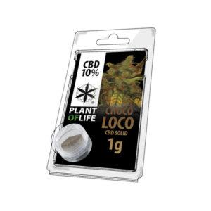 PLANT OF LIFE ΣΟΚΟΛΑΤΑ ΚΑΝΝΑΒΗΣ CHOCOLOCO 10% CBD
